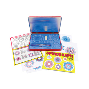 Spirograph Design Retro Tin from PlayMonster