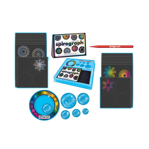 Spirograph Scratch and Shimmer Set from PlayMonster