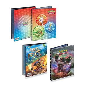 Pokemon TCG 4 Pocket Portfolio Binders