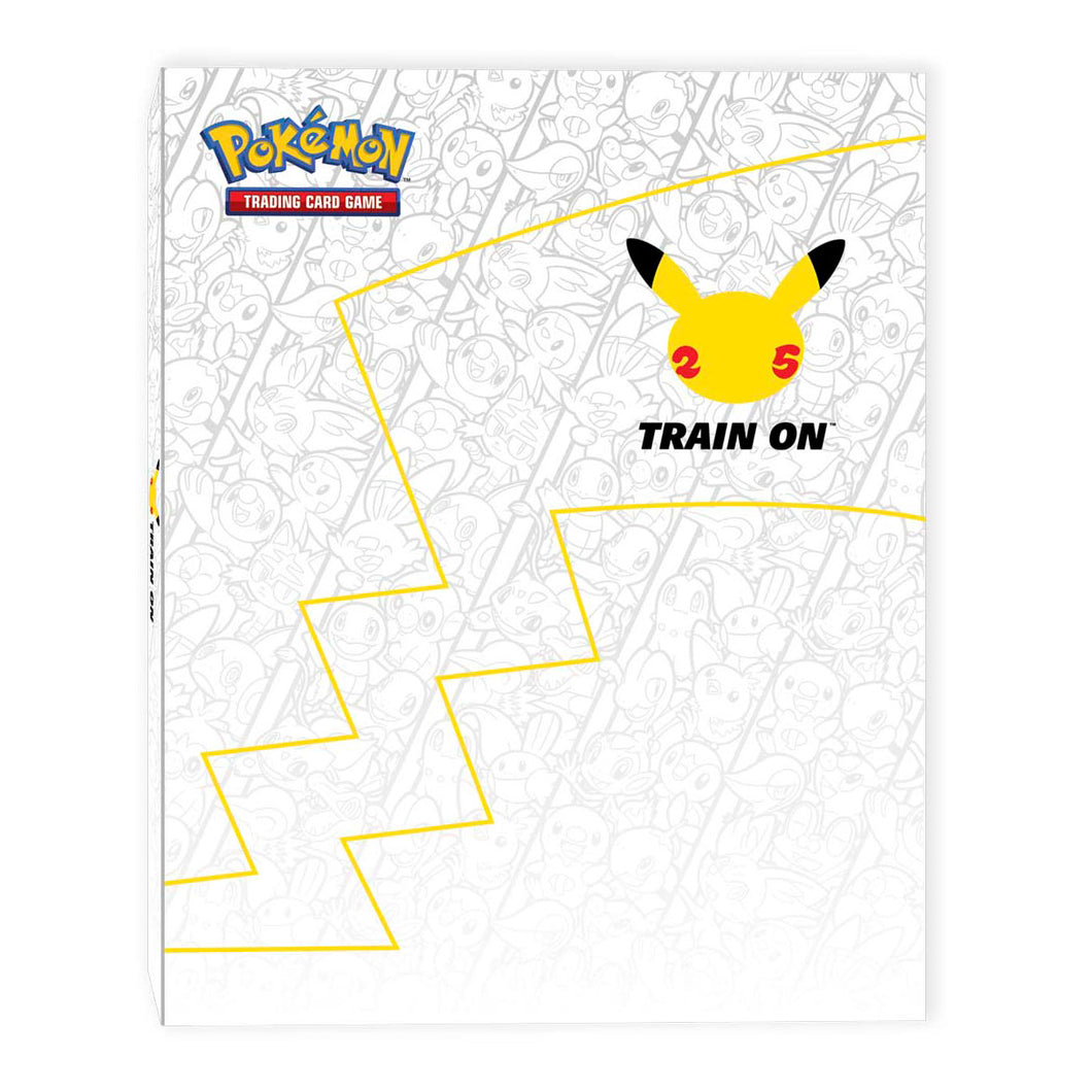 Pokemon TCG First Partner Collector's Binder - In Store Only