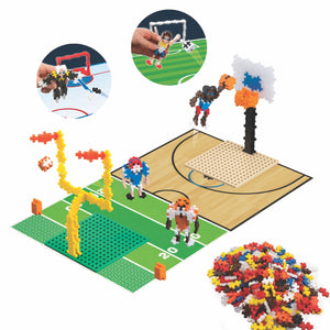 Plus-Plus Sports Learn to Build Set