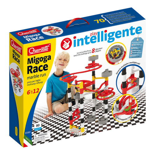 Migoga Race Marble Run from Quercetti