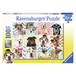 Doggy Disguise 100 pc XXL Jigsaw Puzzle from Ravensburger