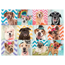 Load image into Gallery viewer, Doggy Disguise 100 pc XXL Jigsaw Puzzle from Ravensburger