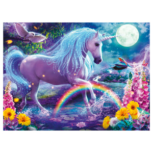 Glitter Unicorn 100 pc XXL Jigsaw Puzzle from Ravensburger