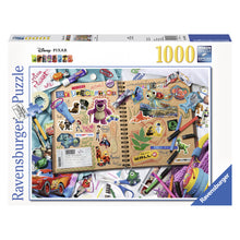 Load image into Gallery viewer, Disney Pixar Scrapbook - 1000 pc Ravensburger Jigsaw