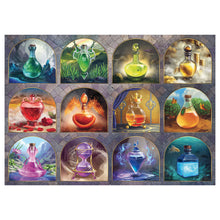 Load image into Gallery viewer, Magical Potions - 1000 pc Ravensburger Jigsaw