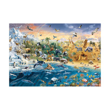 Load image into Gallery viewer, Our Wide World - 1500pc Ravensburger Jigsaw Puzzle