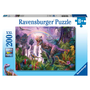 Dinosaur Land 200 pc XXL Jigsaw Puzzle from Ravensburger