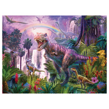 Load image into Gallery viewer, Dinosaur Land 200 pc XXL Jigsaw Puzzle from Ravensburger
