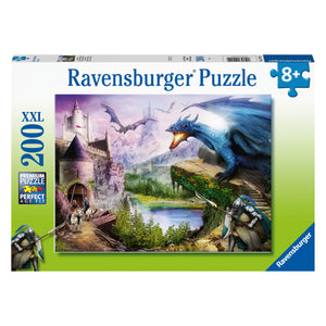 Mountains of Mayhem 200 pc XXL Jigsaw Puzzle from Ravensburger