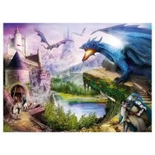 Load image into Gallery viewer, Mountains of Mayhem 200 pc XXL Jigsaw Puzzle from Ravensburger