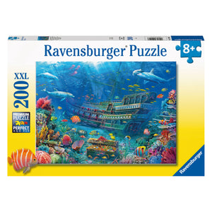 Underwater Discovery 200 pc XXL Jigsaw Puzzle from Ravensburger