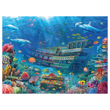 Load image into Gallery viewer, Underwater Discovery 200 pc XXL Jigsaw PuzzleUnderwater Discovery 200 pc XXL Jigsaw Puzzle from Ravensburger