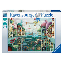 Load image into Gallery viewer, If Fish Could Walk - 2000 pc Ravensburger Puzzle