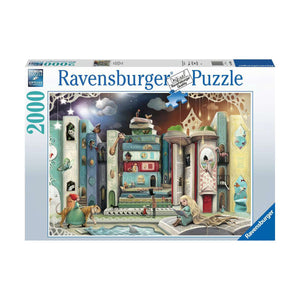 Novel Avenue - 2000 pc Ravensburger Jigsaw Puzzle