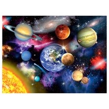 Load image into Gallery viewer, Solar System 300 pc Jigsaw Puzzle fro Ravensburger