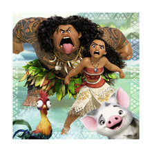 Load image into Gallery viewer, Disney's Moana Born to Voyage 3 x 49pc Jigsaw Puzzles from Ravensburger