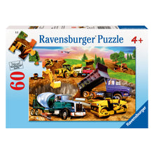Load image into Gallery viewer, Ravensburger Construction Crowd 60pc Jigsaw Puzzle