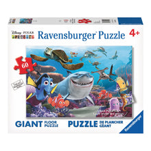 Load image into Gallery viewer, Disney Pixar's Finding Nemo Smile! 60pc Giant Floor Puzzle from Ravensburger