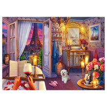 Load image into Gallery viewer, Cozy Bathroom - 500 pc Larger Pieces Jigsaw
