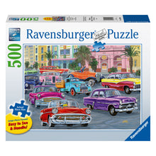 Load image into Gallery viewer, Cruisin' - 500 pc Larger Pieces Jigsaw