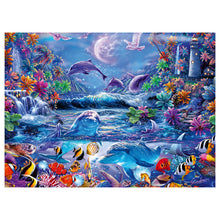 Load image into Gallery viewer, Moonlit Magic - 500 pc Larger Pieces Jigsaw