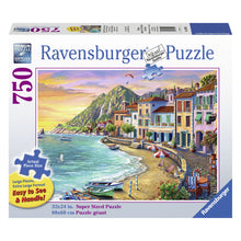 Load image into Gallery viewer, Romantic Sunset - 750 pc Larger Pieces Jigsaw