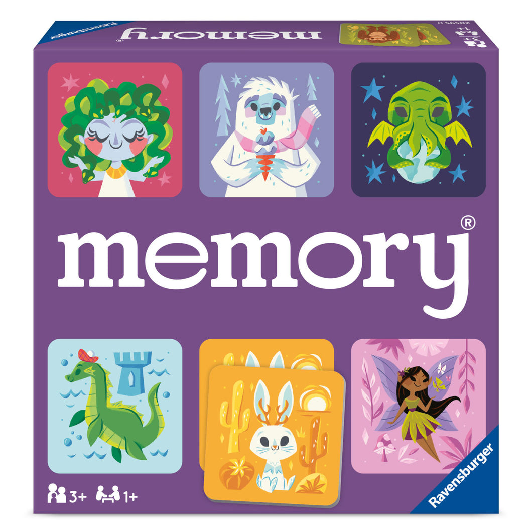 Memory: Cute Monsters from Ravensburger
