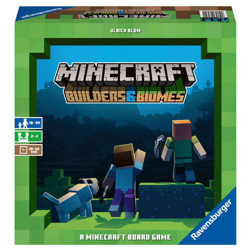 Minecraft Builders & Biomes from Ravensburger