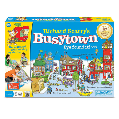 Richard Scarry's Busytown Eye Found It Game from Ravensburger