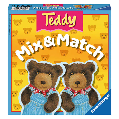 Teddy Mix & Match from Ravensburger