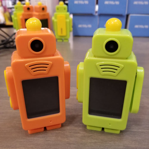 Kid's Video Walkie Talkies - Rechargeable from Retevis