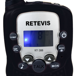 Retevis Kid's Walkie Talkies with Flashlight
