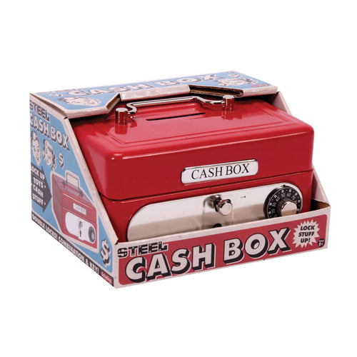 Steel Cash Box from Schylling