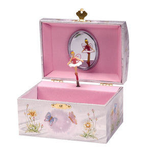 Iridescent Fairy Jewelry Box from Schylling