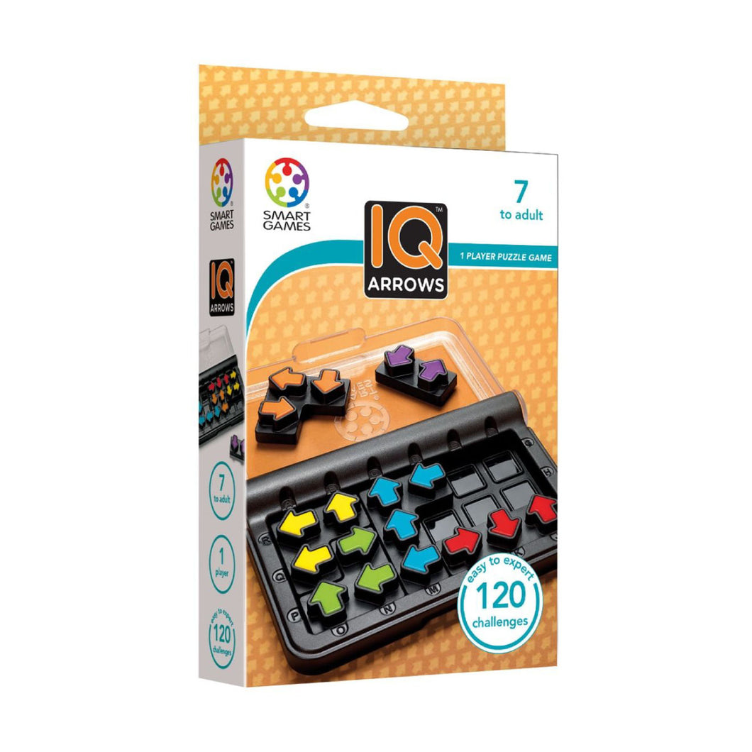 IQ Arrows Logic Puzzle from Smart Games