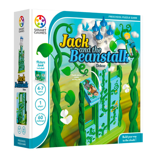 Jack & the Beanstalk Deluxe Logic Game from Smart Games