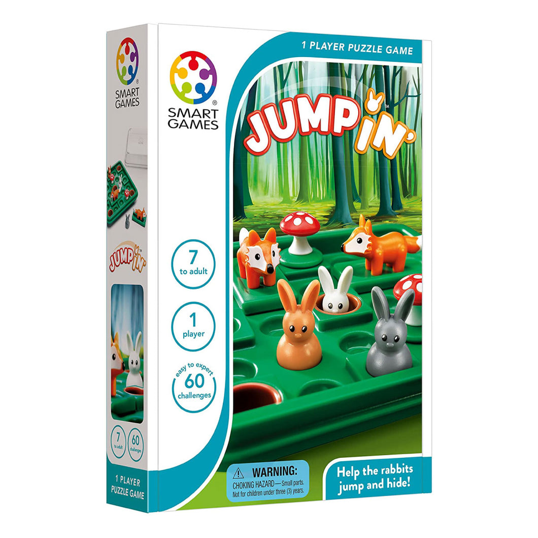JumpIN' Logic Puzzle from Smart Games