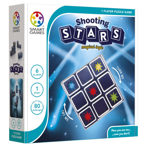 Shooting Stars Magical Logic Game from Smart Games