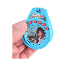 Load image into Gallery viewer, World's Coolest Bob Ross Keychain