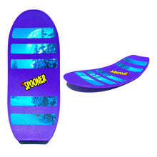 Load image into Gallery viewer, Pro Spooner Board - Purple with Scene Grip Tape