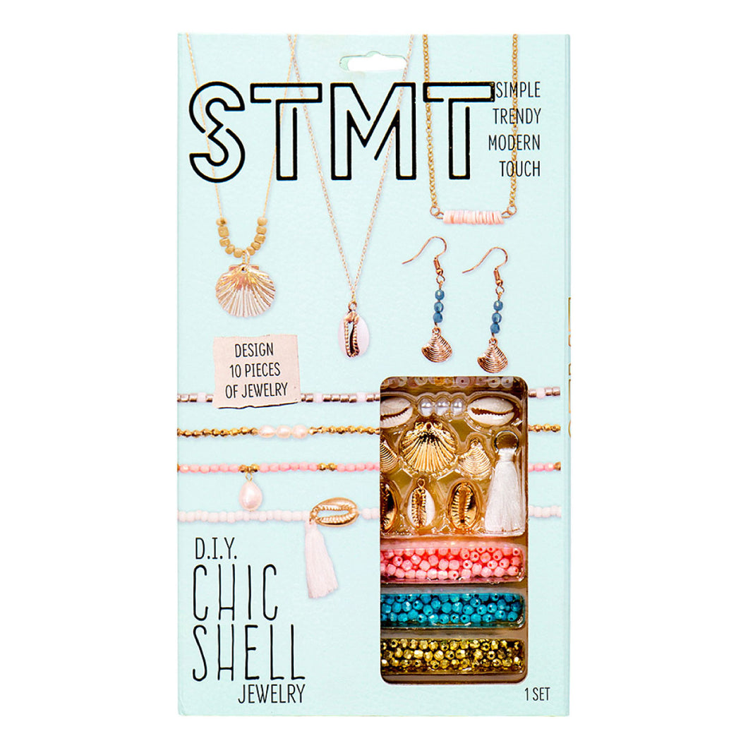 STMT D.I.Y. Chic Shell Jewelry Kit