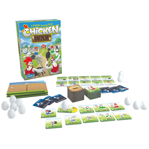 Chicken War from ThinkFun