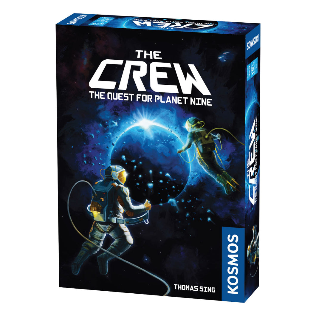 The Crew Games from Kosmos