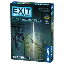 Load image into Gallery viewer, Exit: The Abandoned Cabin from Kosmos