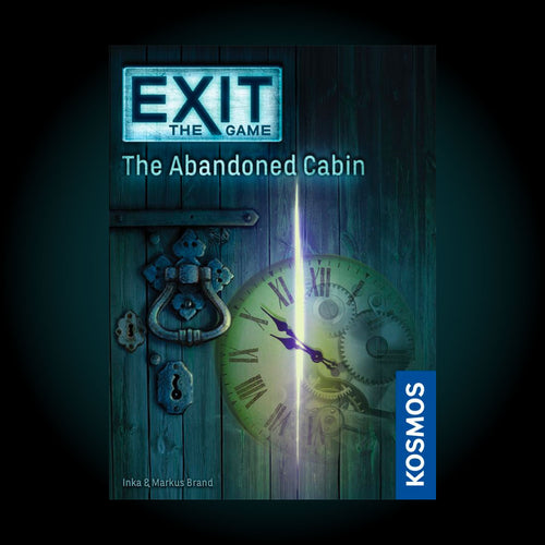 Exit: The Abandoned Cabin from Kosmos