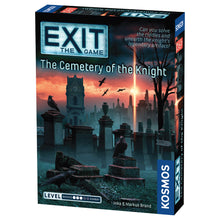Load image into Gallery viewer, Exit: The Cemetery of the Knight from Kosmos