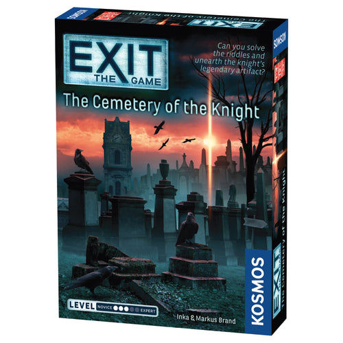 Exit: The Cemetery of the Knight from Kosmos