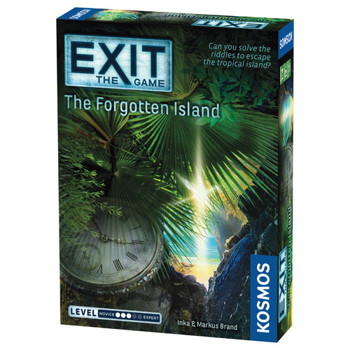 Exit: The Forgotten Island from Kosmos